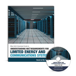 2017 Understanding NEC Requirements for Limited Energy and Communications Systems DVD - 17LED