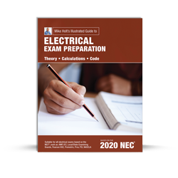2020 Electrical Exam Preparation textbook - 20EXB