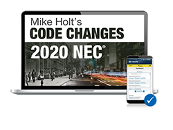 2020 NEC Changes Part 2 Articles 400 805 Online Course - 20CCOLP2