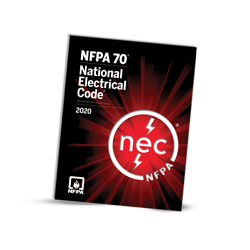 2020 NFPA Softbound Code Book - 20PB