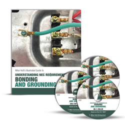 Bonding and Grounding textbook DVDs 2017 NEC - 17NCDVD2