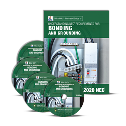 Bonding and Grounding textbook DVDs 2020 NEC - 20NCDVD2