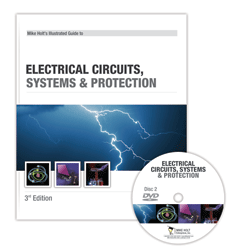 Electrical Circuits Systems Protection DVD w 100 Question CEU Exam - ETD2Q100