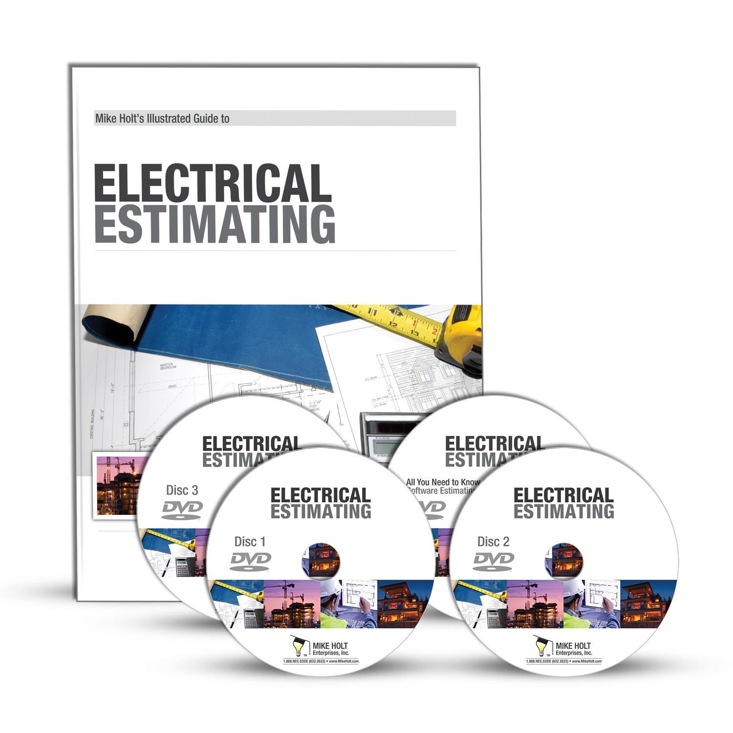 mike holt electrical estimating electrical estimating deluxe dvd rh mikeholt com electrical wiring residential dvd series Residential Wiring Symbols