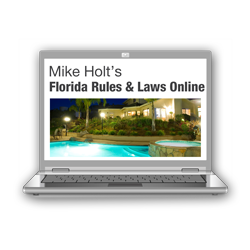 Florida Rules and Laws Online Course - FLRLOL