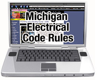 Michigan Electrical Code Rules - MECRULE