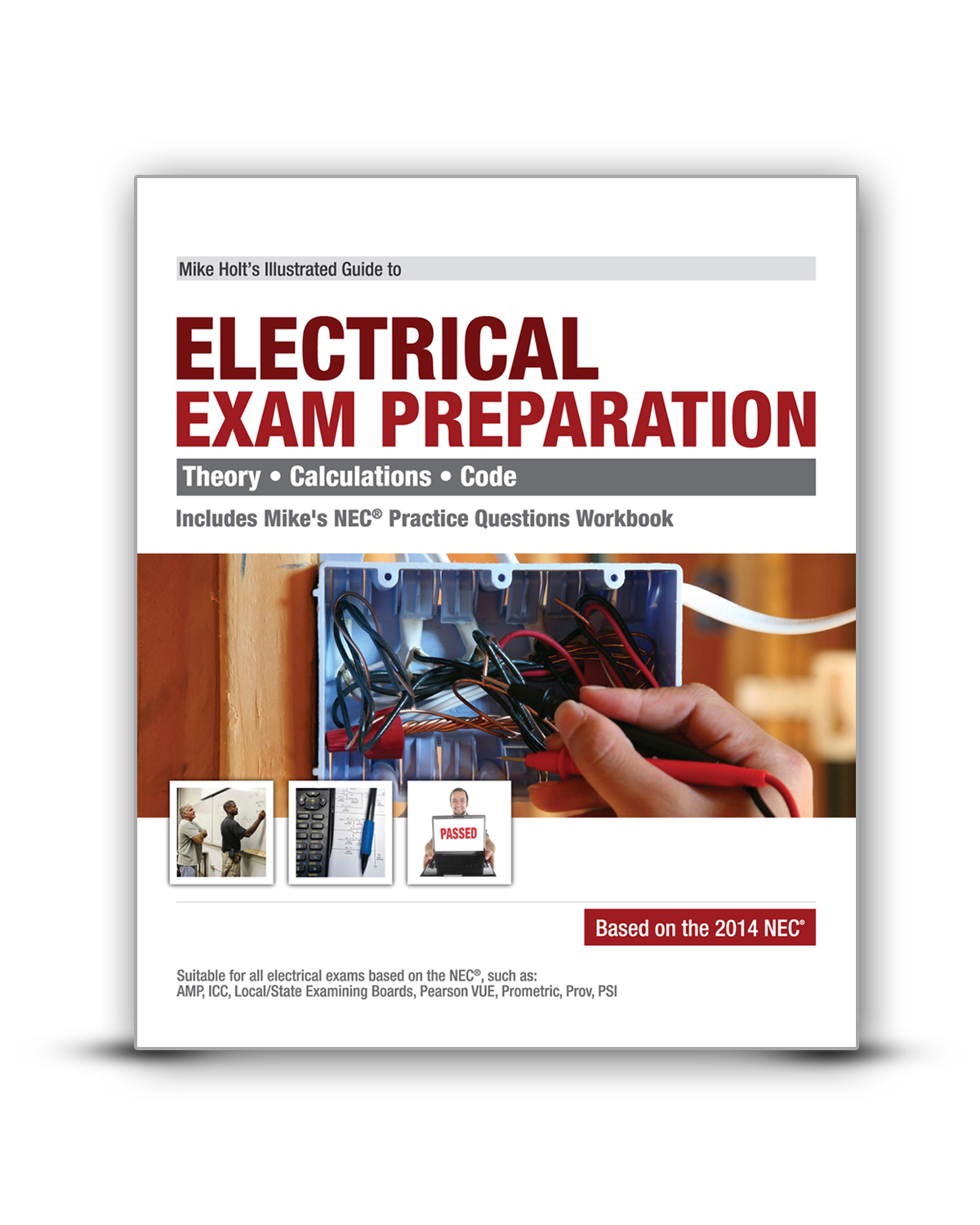 Mike holt exam preparation 2014 electrical exam preparation textbook mike holt s illustrated guide to electrical exam preparation 2014 edition 14exb xflitez Image collections