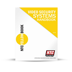NTC Yellow Book Video Security Systems Handbook - NTCYELLOW