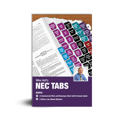 National Electrical Code Tabs - 20TB