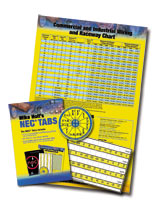 National Electrical Code Tabs Compatible with the 2005 and 2008 NEC - TABS