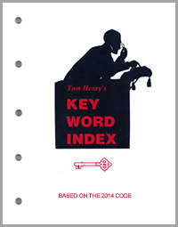 Tom Henry s Key Word Index 2014 Edition - 14KEYW