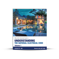 Understanding the National Electrical Code Vol 1 textbook 2017 NEC - 17UND1