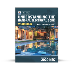 Understanding the National Electrical Code Vol 1 workbook 2020 NEC - 20UN1WB
